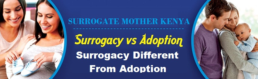 Surrogacy different from adoption